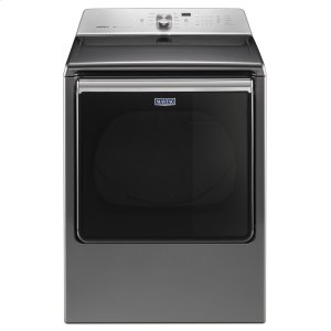 Maytag8.8 cu. ft. Extra-Large Capacity Gas Dryer with Advanced Moisture Sensing Metallic Slate