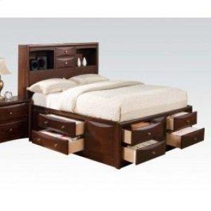 Kit - Espresso Twin Bed