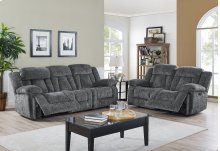 2265 Rugby Power Loveseat w/PWR Headrest