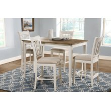 Bayberry 5 Piece Counter Height Dining
