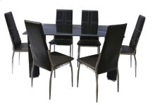 Avatar 7 Pc Dining Set