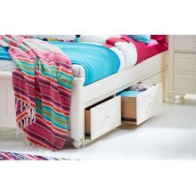 Summerset - Ivory Underbed Storage Drawer