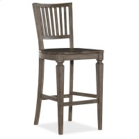 Dining Room Woodlands Bar Stool Product Image