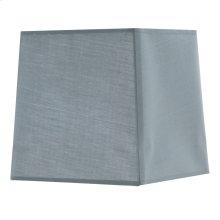 Rectangular Lamp Shade Gray (2/pack) 199t