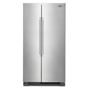 Maytag36-Inch Wide Side-by-Side Refrigerator - 25 cu. ft.