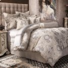 9pc Queen Comforter Set Silver Product Image