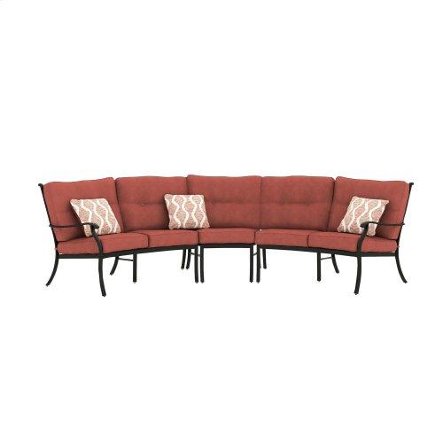Laf Loveseat W/cushion
