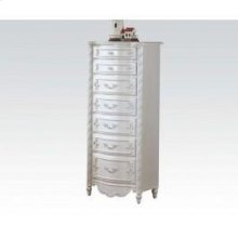 Pearl White 7 Drwr Lingerie @n