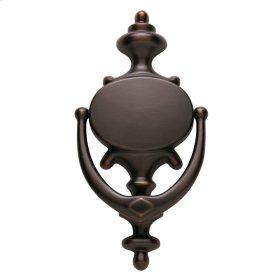 Venetian Bronze Imperial Knocker