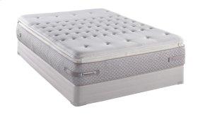 Posturepedic - Gel Series - Generic 4.5 Comfort Layer - Plush - Euro Pillow Top - Queen