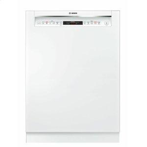 Bosch800 Series Dishwasher 24'' White, XXL SHEM78Z52N