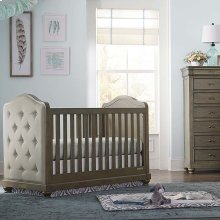 Parker 3 in 1 Convertible Crib