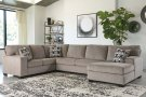 Platinum Sectional with Chaise - RSF Product Image