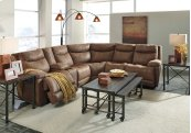 Valto - Saddle 3 Piece Sectional