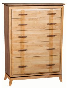 DUET 6-Drawer Addison Chest