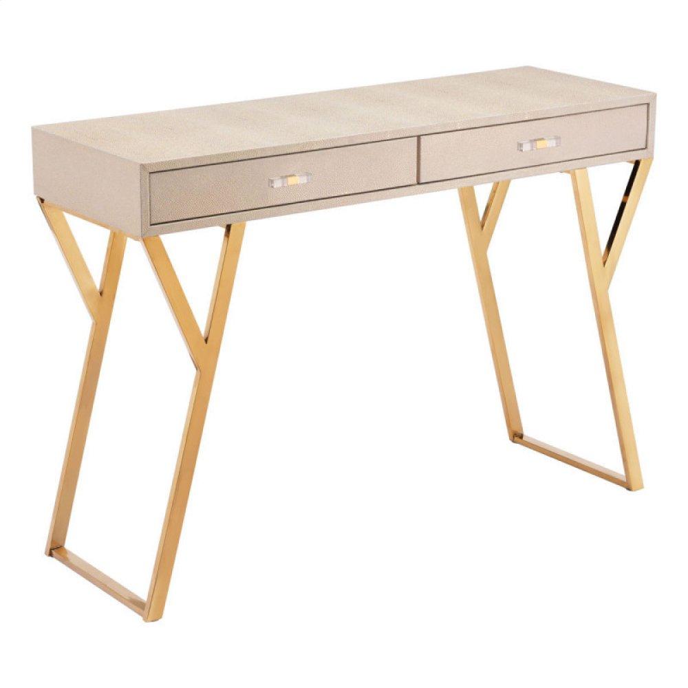 Asti Console Table Cream