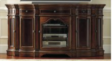 "Home Entertainment Entertainment 74"" Console"