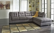 Sectional, tables, lamps