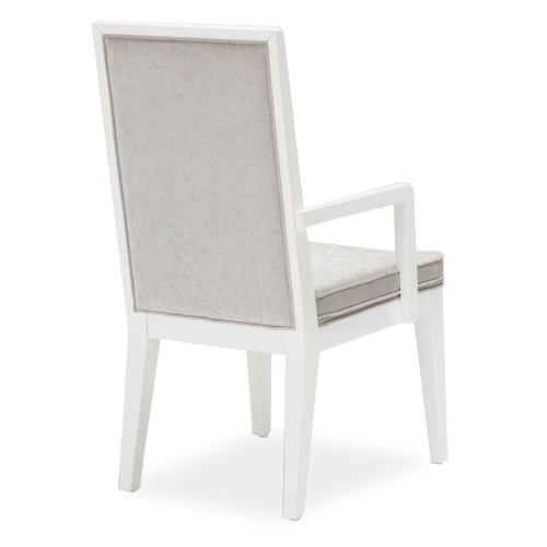 Arm Chair Cloud White