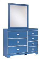 Bronilly - Blue 2 Piece Bedroom Set Product Image