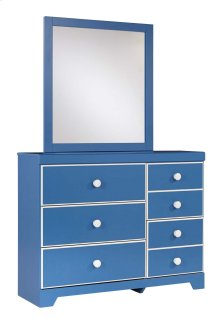 Bronilly - Blue 2 Piece Bedroom Set