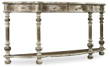 Living Room Sanctuary Console Table
