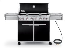 SUMMIT® E-670™ NATURAL GAS GRILL - BLACK