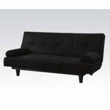 Black Adjustable Sofa