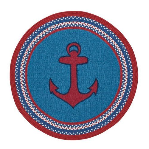 Hyport-Anchor Colonial Braided Rugs