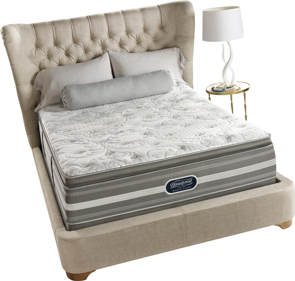 Simmons beautyrest recharge logo Memory Foam Beautyrest Recharge World Class Patience Luxury Firm Pillow Top Queen Souqcom Brrechargeworldclasspatienc In By Simmons In Eugene Or
