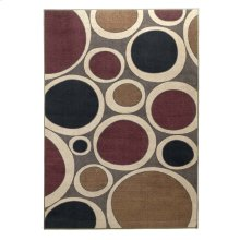 Medium Rug Popstar - Plum Collection Ashley at Aztec Distribution Center Houston Texas