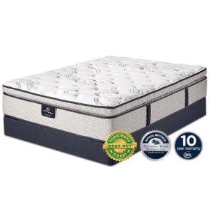 SertaPerfect Sleeper - Castleview - Super Pillow Top - Cal King