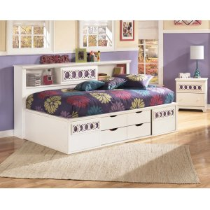 Ashley Furniture Zayley - White 3 Piece Bed Set (Twin)