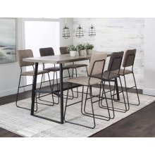 Catalina 7pc Pub Dining Set
