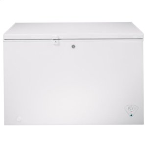 GE®ENERGY STAR® 10.6 Cu. Ft. Manual Defrost Chest Freezer
