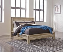 Kianni - Taupe 4 Piece Bed Set (Queen)
