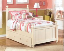 Cottage Retreat - Cream Cottage 2 Piece Bed Set (Twin)