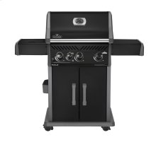 Black Edition Napoleon Rogue® 425 with Infrared Side Burner