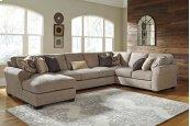 Armless Sofa