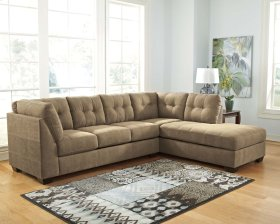 Driskell - Mocha 2 Piece Sectional