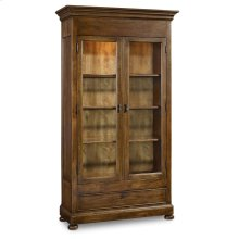 Dining Room Archivist Display Cabinet