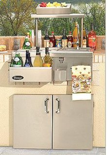 "Vintage Bartending Centers - 24"" Built-in Model"