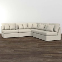 Beckham L-Shaped Sectional