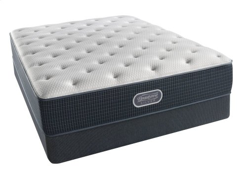 BeautyRest - Silver - Offshore Mist - Tight Top - Plush - Cal King