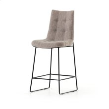 Counter Stool Size Savile Flannel Cover Camile Bar + Counter Stool