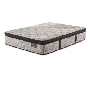 SertaMattress 1st - Fountain Hills Lux - Plush - Pillow Top - King