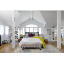 Lux Estate Hybrid Collection - Pollock - Luxury Plush - Queen