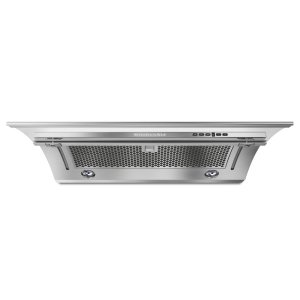 Kitchenaid36'' Slide-Out 400 CFM Stainless Steel