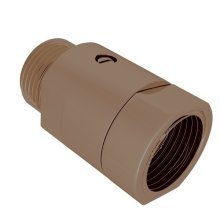 Rose Gold Decorative Shut-Off Valve For Floor Legs