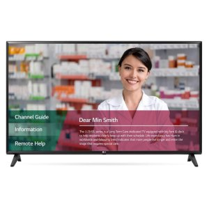 LG Electronics43'' LU340L Series Long Term Care TV with Public Display Mode, USB Cloning & Auto Playback